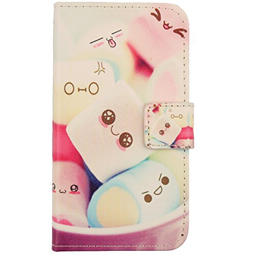 Lankashi PU Flip Coque Case Cuir Housse Etui Cover Protection Pour SFR STARTRAIL 4 Lovely Design de Lankashi