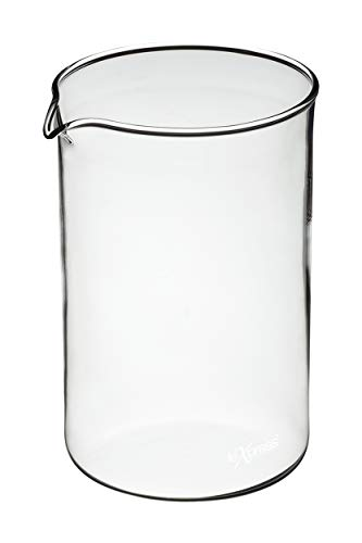 """Kitchen Craft Le'Xpress Cafetiere Replacement Jug, 6 Cup, 850ml"" de Le'Xpress"
