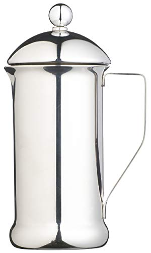 Kitchen Craft Le'Xpress Cafetière à piston 8 tasses Acier inoxydable 1 litre de Le'Xpress