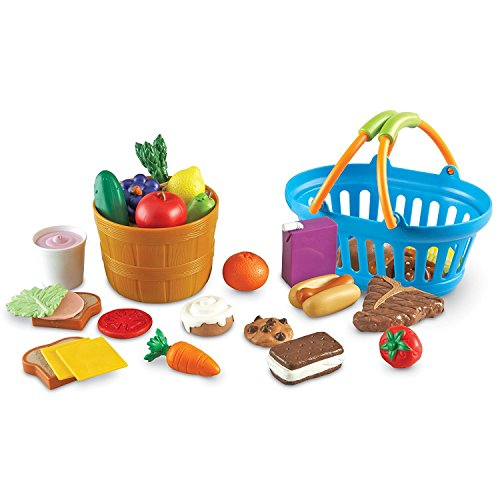 Learning Resources Kit du Marché de Luxe New Sprouts de Learning Resources