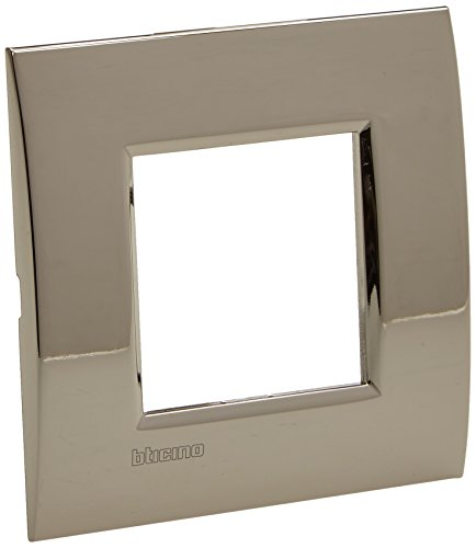 BTICINO LivingLight lne4802pl - ll-placa Air 2 m palladium de Legrand
