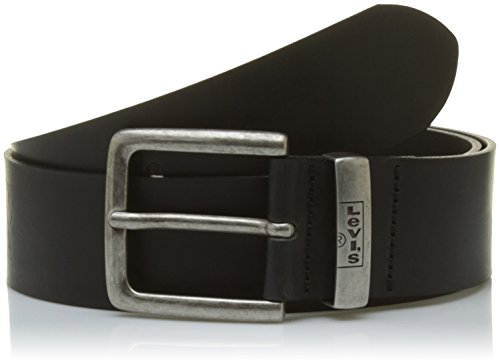 50da0fe979ab Levi s LEVIS FOOTWEAR AND ACCESSORIES New Albert, Ceinture Homme, Noir  (Black),