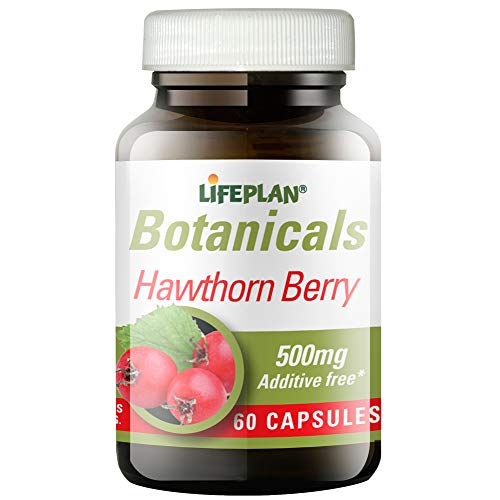 Lifeplan Country Collection Hawthorn Berry 500mg Capsules x 60 de HealthCentre