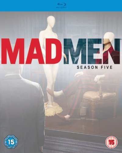 Mad Men Season 5 [Blu-ray] [Import anglais] de Lions Gate Home Ent. UK Ltd