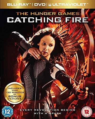 Hunger Games. The: Catching Fire [Edizione: Regno Unito] [Blu-ray] [Import anglais] de Lionsgate