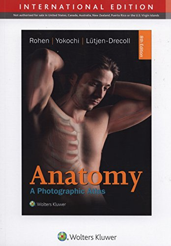 Anatomy: A Photographic Atlas de Lippincott Williams and Wilkins