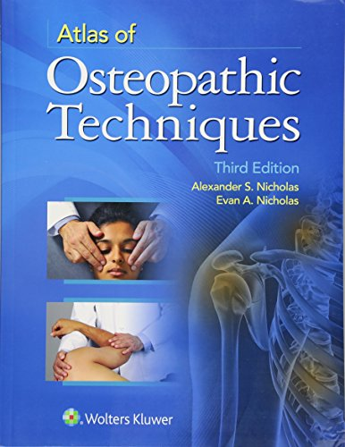 Atlas of Osteopathic Techniques de Lippincott Williams and Wilkins
