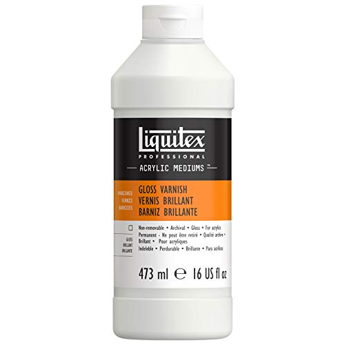 Liquitex 93138 Additif vernis brillant 473 ml de Liquitex