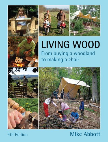 Living Wood: From buying a woodland to making a chair de Living Wood Books