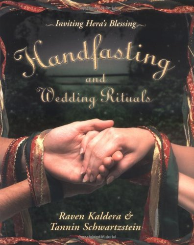 Handfasting and Wedding Ritual: Welcoming Hera's Blessing de Llewellyn Publications,U.S.