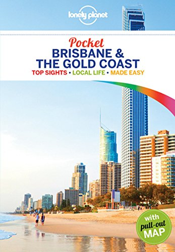Pocket Brisbane & the Gold Coast - 1ed - Anglais de Lonely Planet