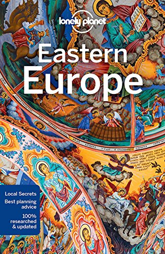Eastern Europe - 14ed - Anglais de Lonely Planet