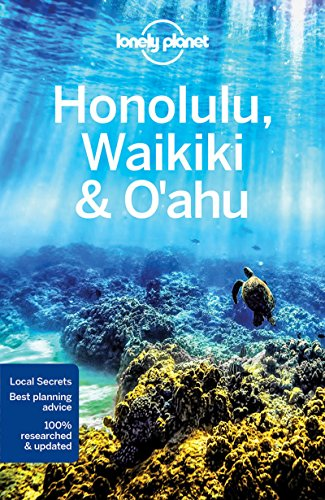 Honolulu Waikiki & Oahu - 5ed - Anglais de Lonely Planet
