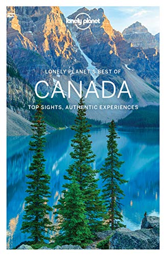Best of Canada - 1ed - Anglais de Lonely Planet