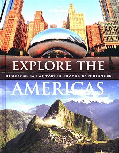 Explore The Americas - 1ed - Anglais de Lonely Planet