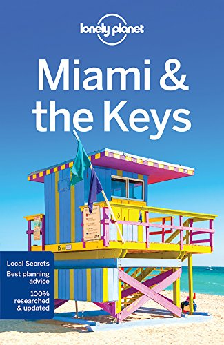 Miami & the Keys - 8ed - Anglais de Lonely Planet