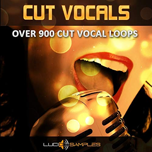 Cut-Vocals Party - Dj Vocal Loops for Techno & Dance | WAV Files | Download de LucidSamples