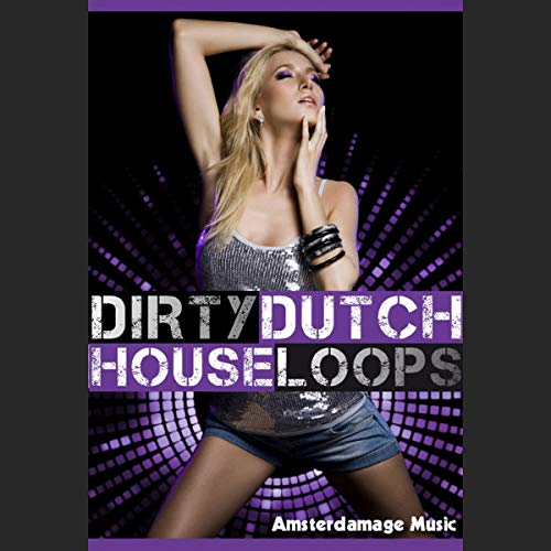 Dirty Dutch House Loops - Hard edge Afro/Latin House loops, Synth Lead Sounds, Effects and One Shots | Download de LucidSamples