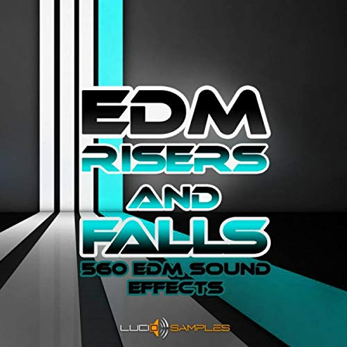 EDM Risers & Falls - 560 Effects for Production EDM Music | Download de LucidSamples