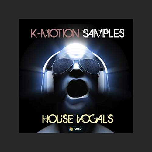 K-Motion House Vocals - Download Sample Pack | DVD non Box de LucidSamples