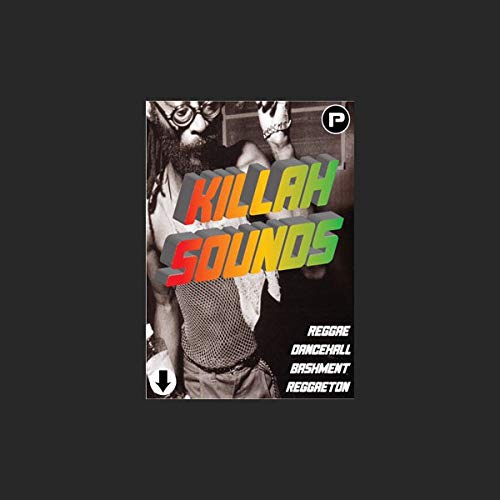Killah Sounds - Pack of audio samples to create the ultimate Reggae Dub. | DVD non Box de LucidSamples