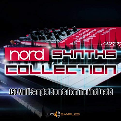 Nord Synths Collection - 150 Nord Lead Multi Sampled Sounds | SF2 Samples | Download de LucidSamples