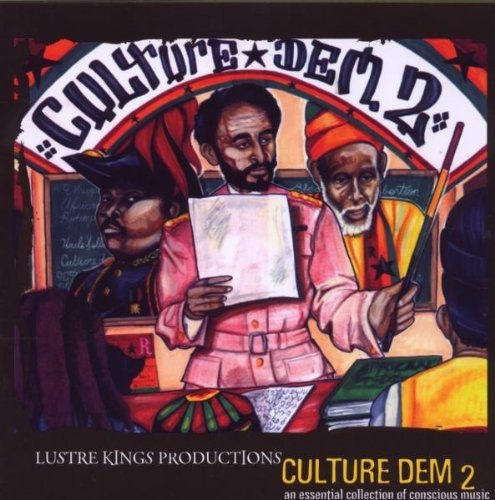 Culture Dem / Vol.2 [Import USA] de Lustre Kings