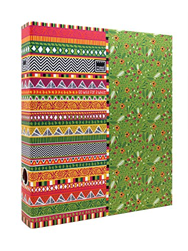 MAKENOTES CAPA-MOT113 Collection Binder Go Wild Bague de MAKENOTES