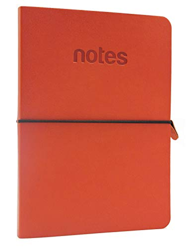 MAKENOTES MN-CL02 Notebook Orange Collection de MAKENOTES