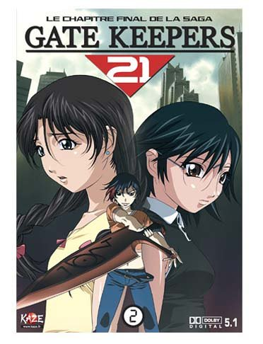 Gate Keepers 21 - Vol. 2 de MANGA DISTRIBUTION