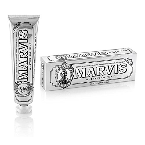 Dentifrice blanchissant Marvis neuf, 2-pack (2 x 85 ml) de MARVIS