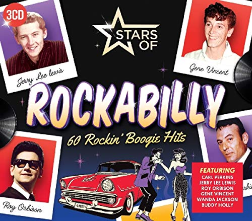 Stars of Rockabilly [Import Allemand] de Hart Musik (Major Babies)
