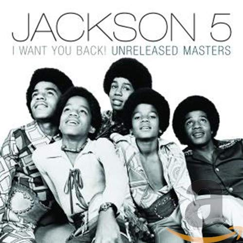 I Want You Back! Unreleased Materials de Motown