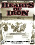 Hearts of Iron [Import anglais] de MacPlay