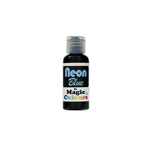 Colorant Alimentaire Gel bleu Flashy Magic Colours