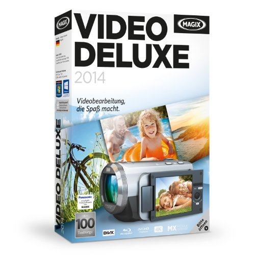 MAGIX Video deluxe 2014 [import allemand] de Magix