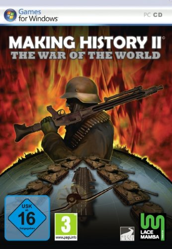 Making History II : The War of the World [import allemand] de Mamba Games