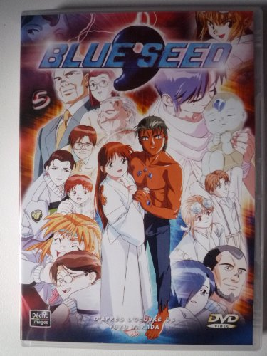 Blue Seed - Vol.5 (5 épisodes) de Manga Distribution