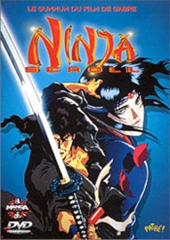 Ninja Scroll - Le Film de Manga Distribution