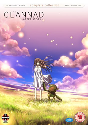 Clannad After Story Complete Series Collection [Import anglais] de Manga Entertainment