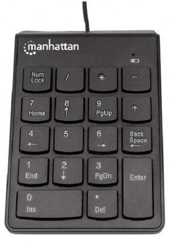 Manhattan 176354 Noir USB de Manhattan