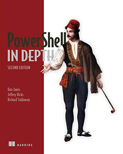 PowerShell in Depth de Manning Publications