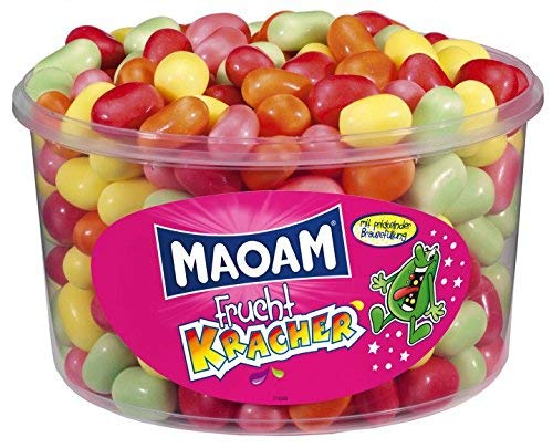 Maoam Fruit kracher, 1er Pack (1 x 3 kg) de Maoam