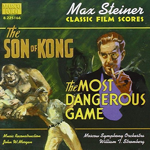 Steiner: Son Of Kong (The) / The Most Dangerous Game de Marianne Melodie