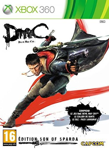 Dmc Devil May Cry - Edition Son Of Sparda de Market Invaders