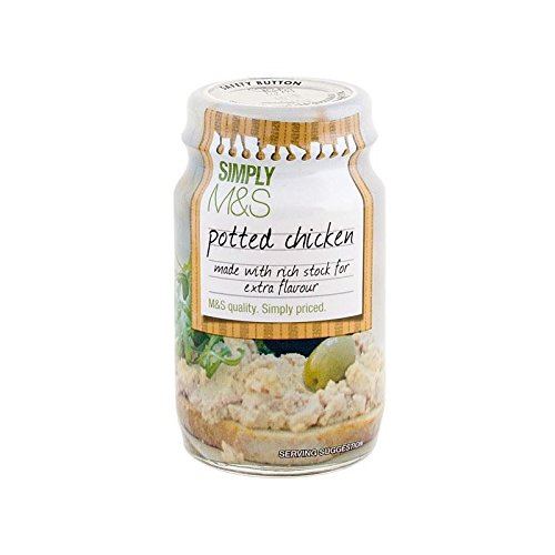 Marks & Spencer 75G De Poulet En Pot (Pack de 2) de Marks and Spencer