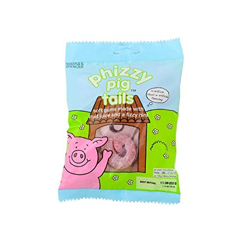 Marks & Spencer Queues De Porc Phizzy 170G (Pack de 4) de Marks and Spencer