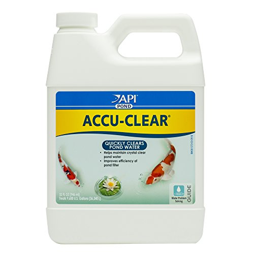 Mars Fishcare Pond - Accu-Clear Pond Clarifier 32 onces de Mars Fishcare North America