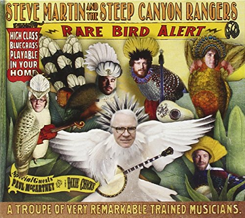 Rare Bird Alert [Import USA] de Martin, Steve & Steep Canyon R