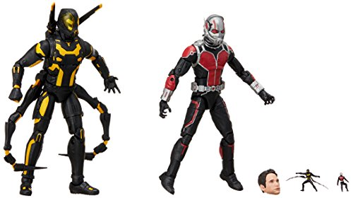 Marvel Studios: The First Ten Years Ant-Man Ant-Man and Yellowjacket de Marvel Legends